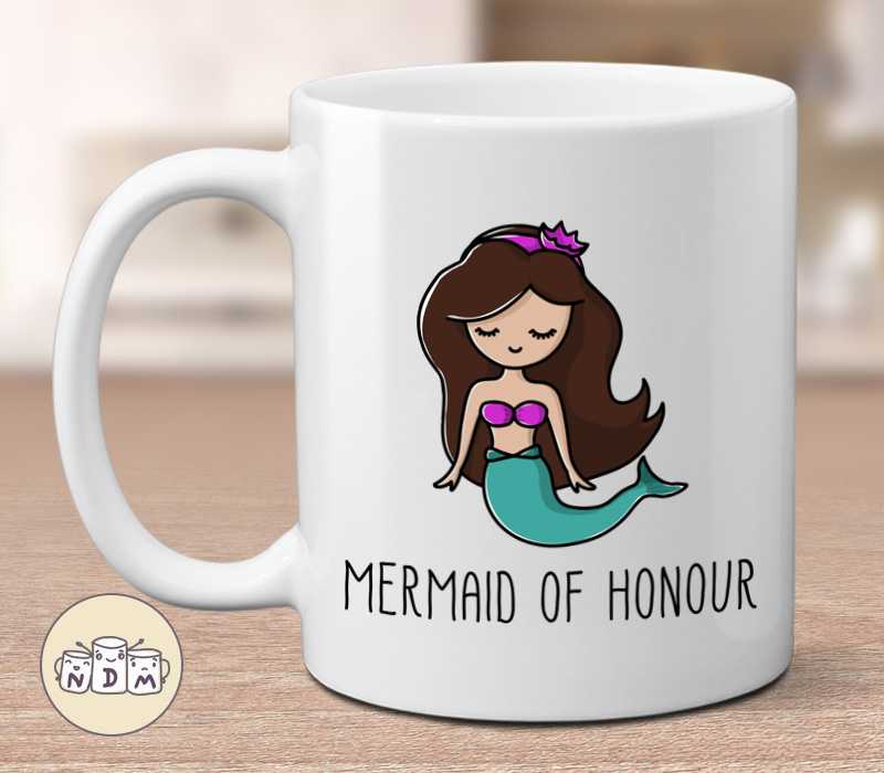 Cute Wedding Gift Ideas: Cute Wedding Gift Mug For Maid Of Honour