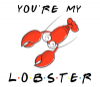 You're My Lobster - Friends TV Show Travel Mug - Photo 2